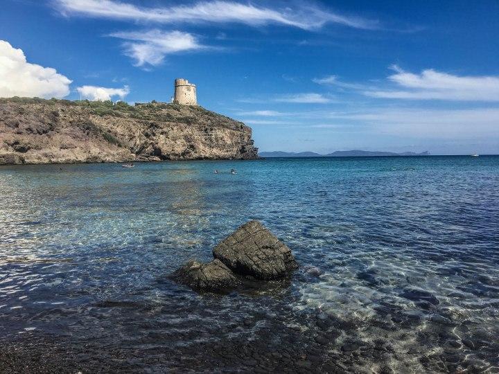 Spiaggia di Turri, Isola di Sant'Antioco, Sardegna