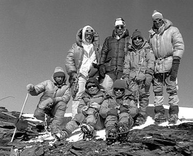 Mountaineers_in_Communism_Peak_in_1985