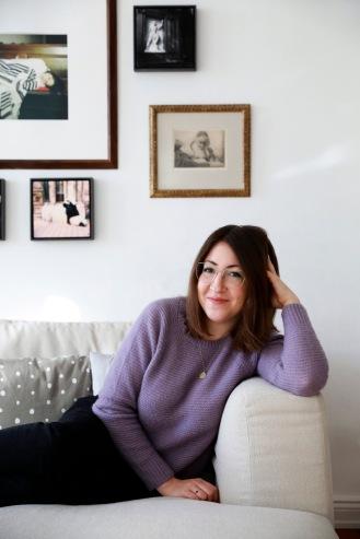 Deborah Feldman, Alexa Vachon, Portrait, Unorthodox, Author, Interior, Inside, Headshot, Porträt, Berlin, Editorial, Netflix