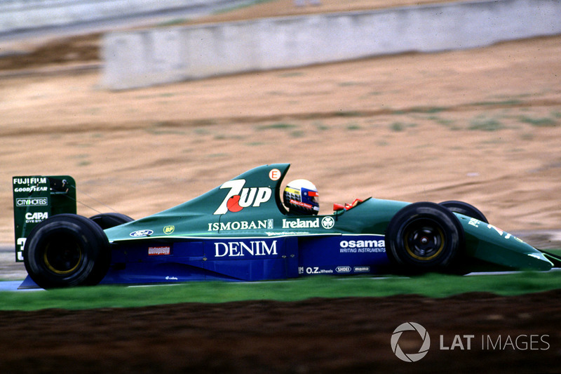 f1-spanish-gp-1991-alex-zanardi-jordan-191